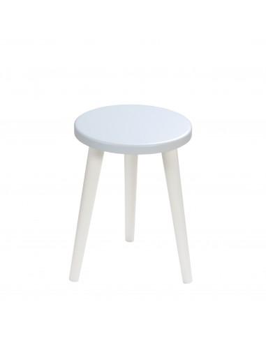 Round plywood stool Flynn - 2