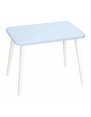 Rectangular table made of plywood Flynn - 1