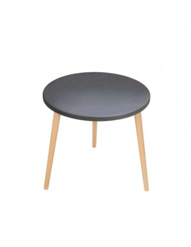 Round table made of plywood - 18