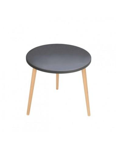 Runder Tisch aus Sperrholz - 18