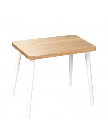 Rectangular table made of solid oak - 49