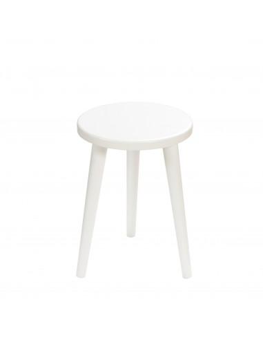 Round plywood stool - 1