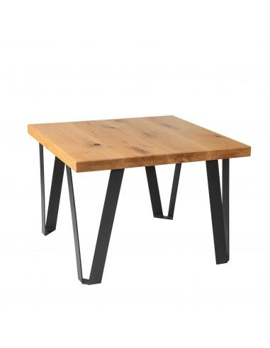 Eiche quadratischen Tisch Freja - 1