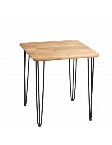 Stół dębowy Iron Oak | Stoły - moonwood.pl, Stół dębowy Iron Oak Iron Oak - IOKS