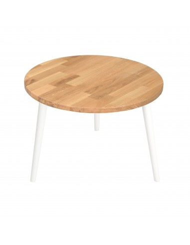 Round table made of solid oak - 58