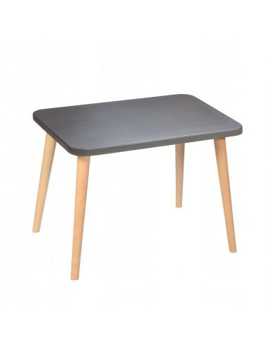Rechteckiger Tisch aus Sperrholz - 33
